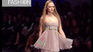 ELIE SAAB Haute Couture Spring 2007 Paris - Fashion Channel