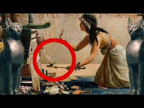 MOST CRAZY Things The Ancient Egyptians Did