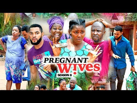 PREGNANT WIVES PART 8 - New Movie 2019 Latest Nigerian Nollywood Movie Full HD