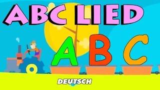 ABC Lied | German Kids Songs