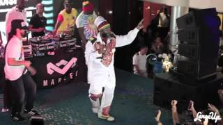 Capleton & Damian Jr Gong Marley - It Was Written live @ Jamrock Reggae Cruise 2015