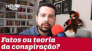 Paulo Figueiredo: Cabe ao Brasil fazer o que puder para não ser espionado por ninguém