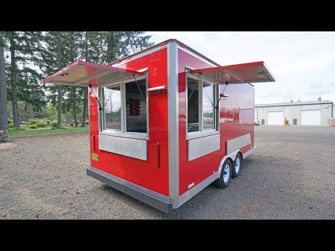 , title : 'Mobile Food Cart Trailer : For Sale