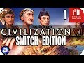 Civilization 6 On Switch 1 Rule Britannia civ Vi Ninten