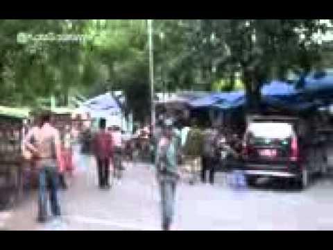Keindahan Kota Surabaya - Taman Bungkul