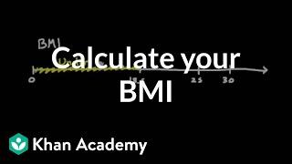 Calculateyourownbodymassindex|Miscellaneous|Heatlh&Medicine|KhanAcademy