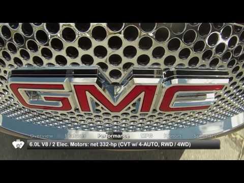 2009 GMC Yukon Hybrid Used Car Report