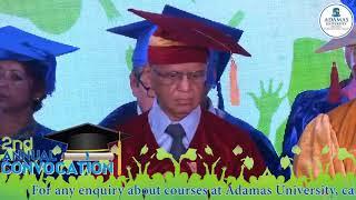 Adamas University   2nd Annual Convocation 2019