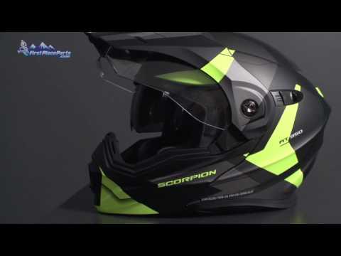 Scorpion EXO-AT950 Modular Adventure Helmet - Product Walkthrough