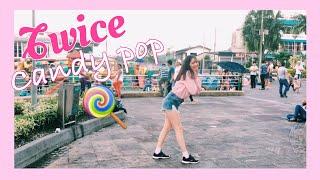 "[KPOP IN PUBLIC] Twice(트와이스) ""Candy Pop"" DANCE COVER ❤️"
