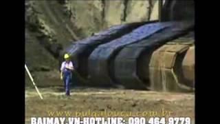 Máy xúc lớn nhất thế giới
