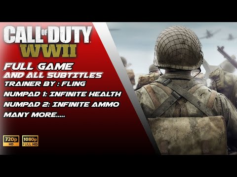 , title : 'Call of Duty : WWII + Cheat Part.2 End Sub.Indo