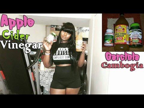 Video Apple Cider Vinegar | Garcinia Cambogia ( Weight Loss Update)