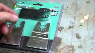 Harbor Freight Oscillating Multitool Review