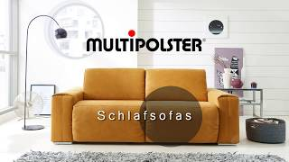 Die Welt der Schlafsofas - eine große Auswahl gibt es in unseren Filialen. Modelle finden Sie auf www.multipolster.de/sofas/schlafsofas