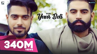 Yaar Beli (Mp3) Guri Ft Deep Jandu | Parmish Verma | Latest Punjabi Songs 2017 | GeetMP3