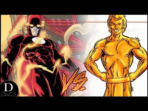 The Flash VS The Runner | BATTLE ARENA