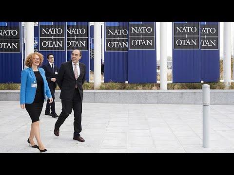 Διαπραγματεύσεις για την ένταξη στο ΝΑΤΟ