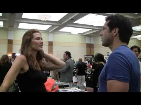 SUPERBOY THEATER SHOW (Ep. 20) - The Stacy Haiduk \/ Gerard Christopher Superboy cast reunion!