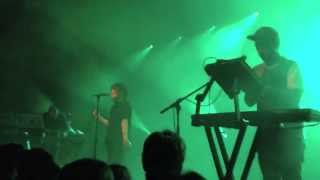 """Chvrches """"We Sink"""" Live @ The Commodore Ballroom"""