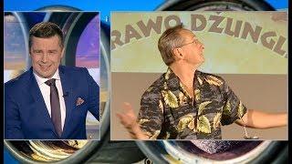 Cejrowski w Minęła 20: nie handlujmy z Rosją, nie róbmy im dobrze! 2018/07/12 TVP INFO