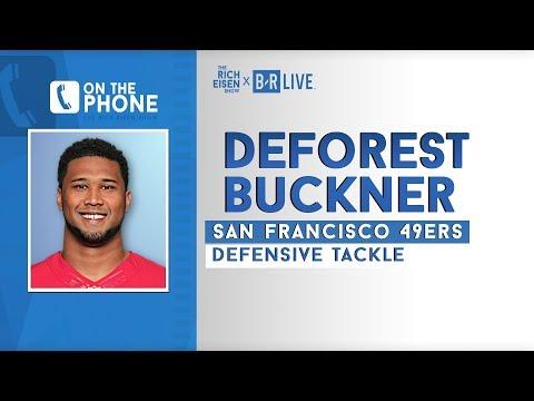 49ers DT DeForest Buckner Talks 6-0 Start, Baker & More with Rich Eisen | Full Interview | 10/22/19