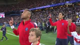 Paris SG - Toulouse (Aout 2017) | LEntrée Des Joueurs.