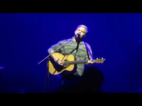 Matt Gresham  - Home (live, Juni 2017, Köln)
