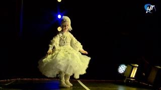 В Великом Новгороде прошел смотр-конкурс 19-го фестиваля карнавального костюма «Золотая Пуговица»
