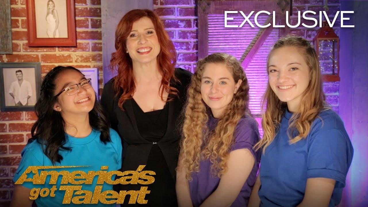 Voices of Hope Children's Choir Reflect On The Judges' Feedback - America's Got Talent 2018 thumbnail