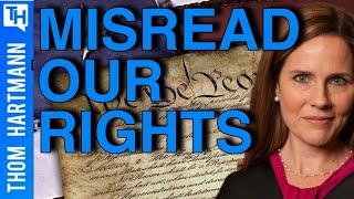 How Originalists Misinterpret The Constitution...