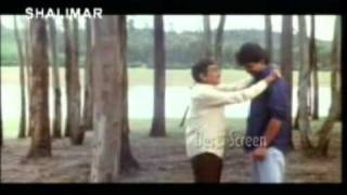 Onamalu Nerpalani Anukunna Kanna Song Lyrics Idharu Idhare - Nagarjuna