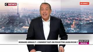 Morandini Live – 20/06/2019 – Bernard Arnault, le 3ème homme le plus riche du monde