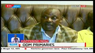Governor Jack Ranguma claims nomination certificates were on sale in Kericho