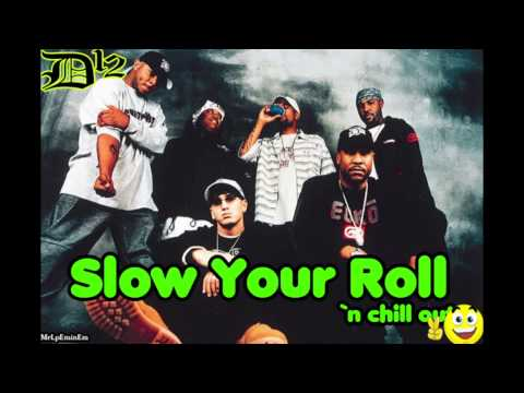 D12 with Eminem - Slow Your Roll [HD] 1080p