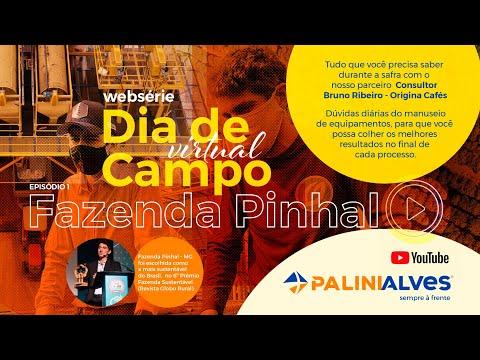 Dia de Campo Virtual – Episódio 1 – Fazenda Pinhal
