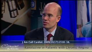 Inside JACC | Ranolazine in Patients with Chronic Angina