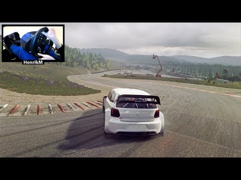 Volkswagen Polo R | Dirt Rally 2.0