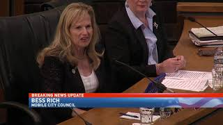 USA stadium support fails city council vote 4-3 - NBC 15 News, WPMI