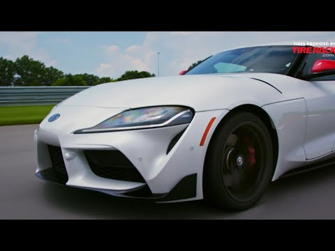 Comparing Performance Summer Tires On The New Toyota Supra