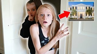 EXTREME HIDE & SEEK in OUR NEW USA MANSION!! 🏰