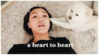 a heart to heart | WahlieTV EP720