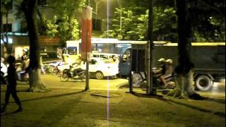 preview picture of video 'Wir in Hanoi, Vietnam, im September 2010, 1/6'