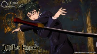 Jujutsu Kaisen Episode 19 English Sub | Crunchyroll Clip: Megumi Maki Combo