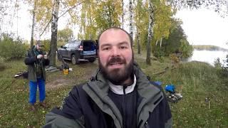 Отдых и рыбалка на десногорском водохранилище 2020