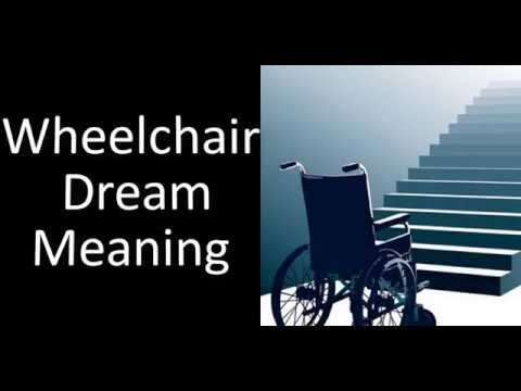 Wheelchair Dream Meaning