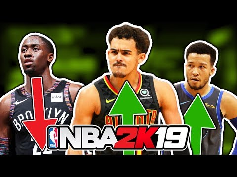 I Lied...THIS Is The Last Roster Update Of NBA 2K19