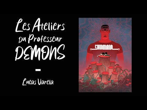 Les Ateliers du Professeur Demons - Lucas Varela