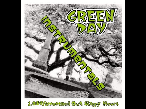 Green Day - Don't Leave Me (Instrumental)