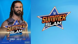WWE SUMMER SLAM 2017 - official theme song